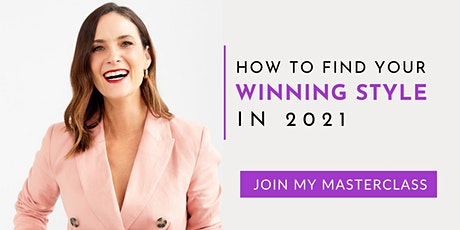 HOW TO FIND YOUR WINNING PERSONAL STYLE IN 2021 tickets