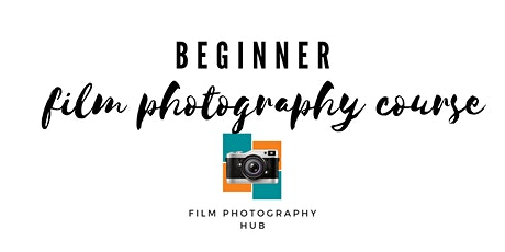 Beginner Film Photography Course tickets