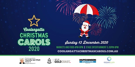 Coolangatta Christmas Carols 2020 - Stage Entertainment Area Only tickets