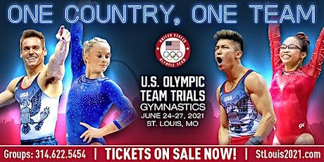U.S. Olympic Team Trials Gymnastics: Session 2 Women s Day 1 tickets