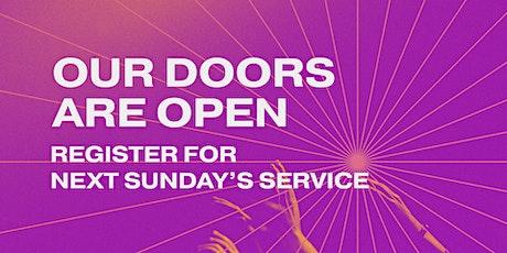 Sunday Service November 29 tickets