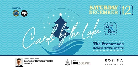 Carols by the Lake 2020 tickets