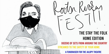 Roots n' Ruckus Fest: Stay the Folk Home Edition tickets