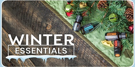 Winter Essential Oil Health Hacks (Free Facebook Class) tickets