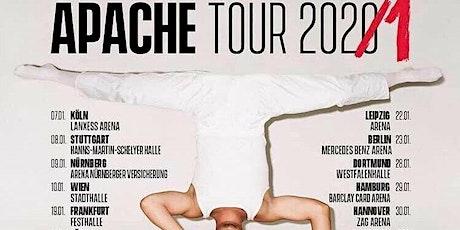 Apache 207 - Tour 2021 Festhalle Frankfurt Tickets