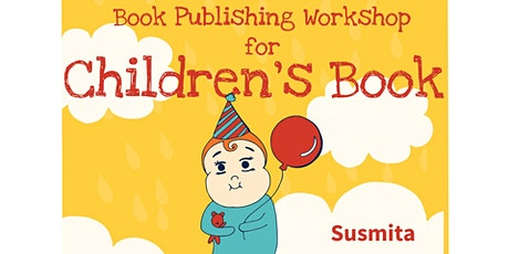 Children's Book Writing and Publishing Masterclass  - Orange tickets