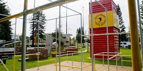 City of Fremantle  Parkour Workshop 8+ years tickets
