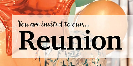 CONNECTING EXPERIENCE REUNION tickets