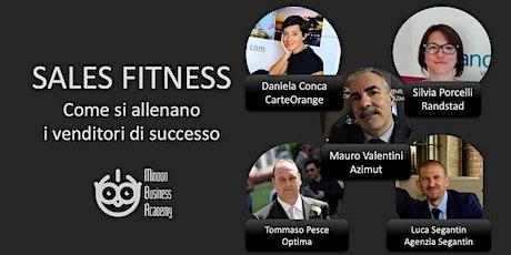 Sales fitness: come si allenano i venditori di successo biglietti
