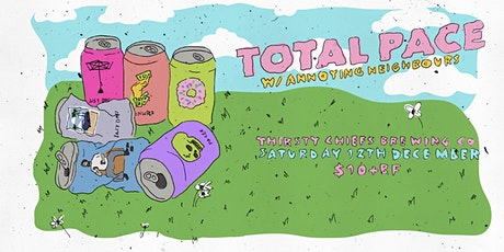 Total Pace - Thirsty Chiefs Show 18+ tickets