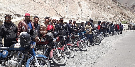 RIDE HIMALAYAS-11 Days/ 10 Nights- 2021 tickets