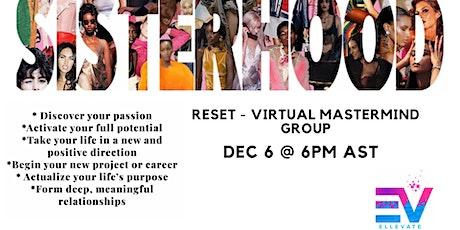 RESET - Virtual Mastermind tickets