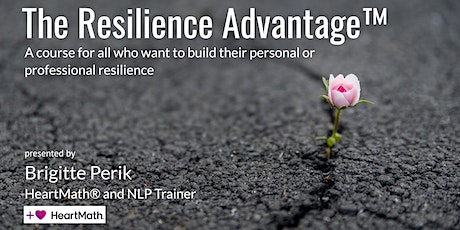 The Resilience Advantage™  (DEC 2020) tickets