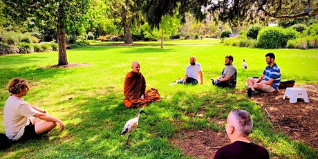 Rainbodhi 1st Birthday Meditation and Picnic in the Botanical Gardens tickets
