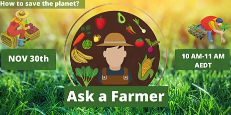 Ask A Farmer tickets