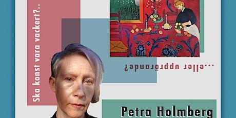 Digitalt Inspiration Club: Kreativitet med Petra Holmberg biljetter