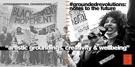 #groundedrevolutions: Notes to the Future (Music) tickets