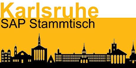 SAP Stammtisch Karlsruhe 2020.11 Tickets