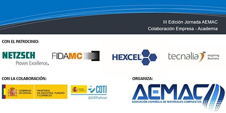 Reuniones B2B + Networking - Jornada de AEMAC boletos