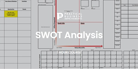 SWOT Analysis tickets