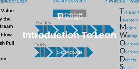 Introduction To Lean tickets