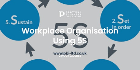 Workplace Organisation Using 5S tickets
