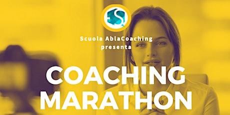 Coaching Marathon 2020/2021 biglietti