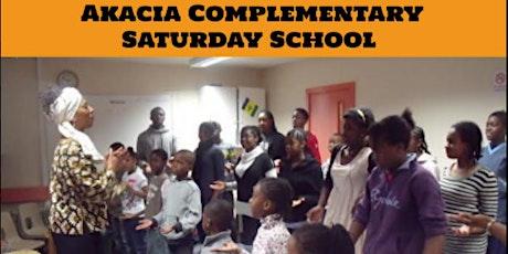 Akacia Complementary Saturday School. tickets