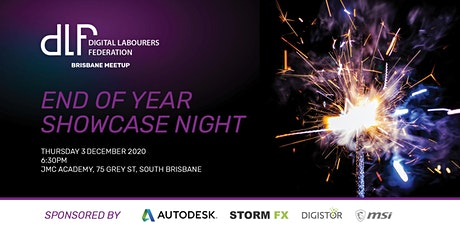 DLF Brisbane End of Year Showcase tickets