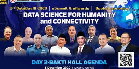 DATA SCIENCE FOR HUMANITY AND CONNECTIVITY tickets