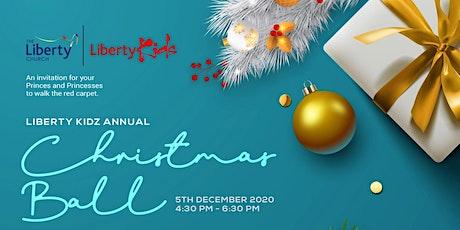 Liberty Kidz Annual Christmas Ball tickets