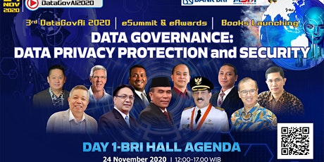 DATA GOVERNANCE: DATA PRIVACY PROTECTION AND SECURITY tickets
