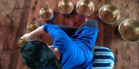 Sound Bath and chakra meditation tickets