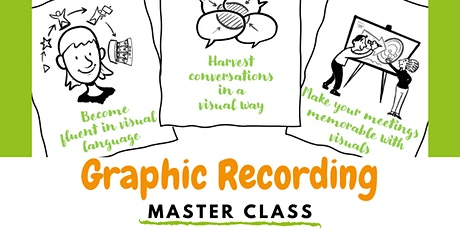Graphic Recording Master Class tickets