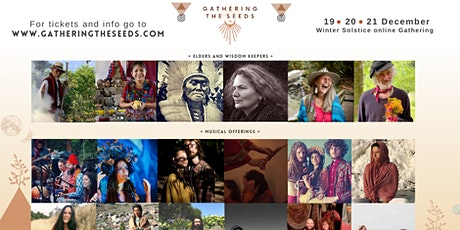 Gathering the Seeds :  Online Winter Solstice Gathering tickets