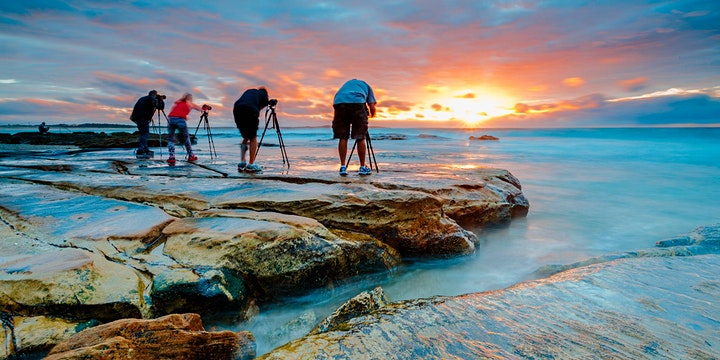 Long Exposure Seascape Photography Workshop -Maroubra Beach image