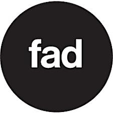FAD. Foment de les Arts i del Disseny logo