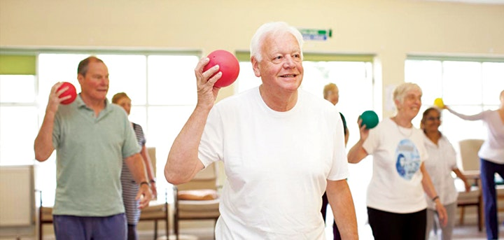 VCU Health & RVA Performance Training for Parkinson's - 1:30 Warriors Class image