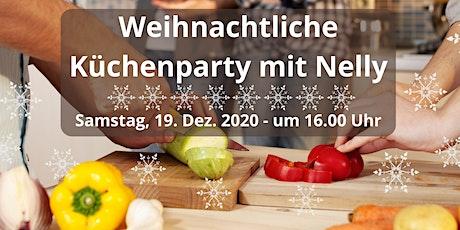 Weihnachtliche Küchenparty mit Nelly Tickets