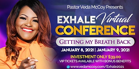 Exhale Virtual Women's Conference tickets