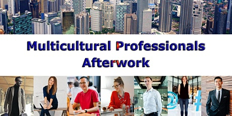Multicultural Professionals Afterwork billets