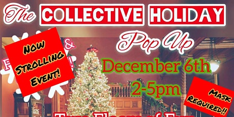 The Collective Pop Up Shop tickets