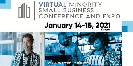 Virtual Minority Small Business Conference and Expo tickets