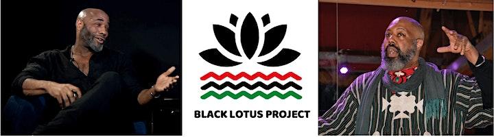 Black Lotus Project - A Gathering of Black/African Bisexual+ Men image