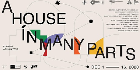 Opening Reception: A House in Many Parts tickets