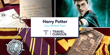 Magic World of Harry Potter Live Virtual Tour tickets