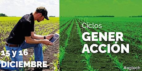 """Ciclos GenerAccion """"Herramientas E Innovación Para Vender De Manera Justa"""" entradas"""