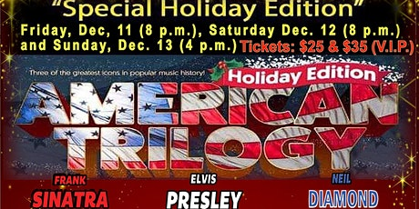 AMERICAN TRILOGY - SPECIAL HOLIDAY EDITION tickets