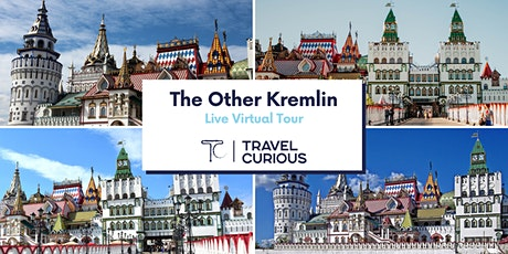 The Other Moscow's Kremlin Live Virtual Tour tickets
