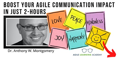 Agile Communication Master Class tickets